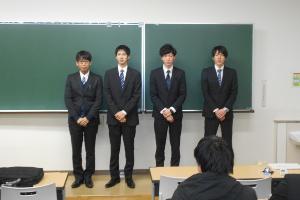 卒業研究発表会2015発表賞