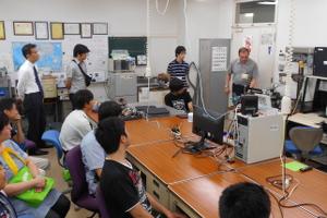 ロボット工学研究室201608