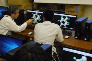 ナノテクノロジー講義体験201609