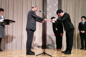 OUSフォーラム2016奨励賞受賞1